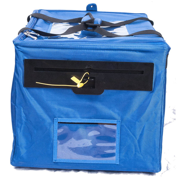 Tutto Collapsible Ballot Bag Blue