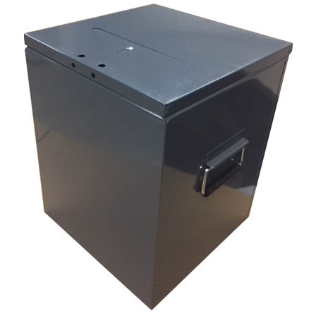 Non-Stuffable Ballot Box, Steel