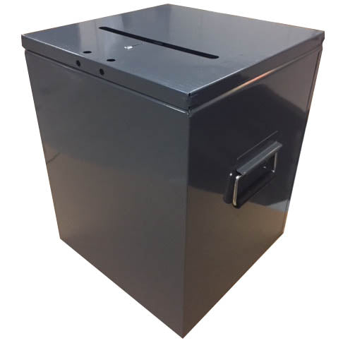 Large Non-Suffable Ballot Box