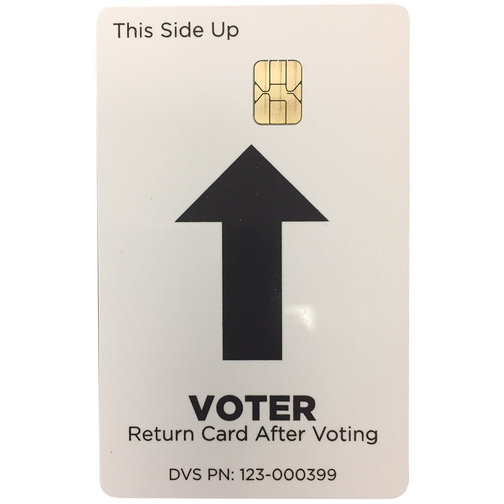 ICX Voter Card
