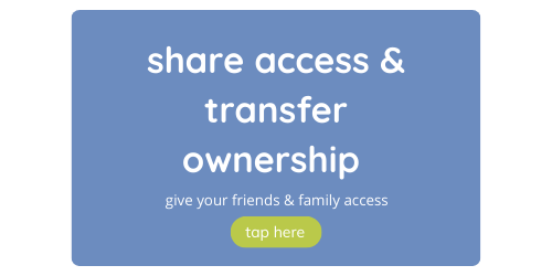 share access and transfer ownership
