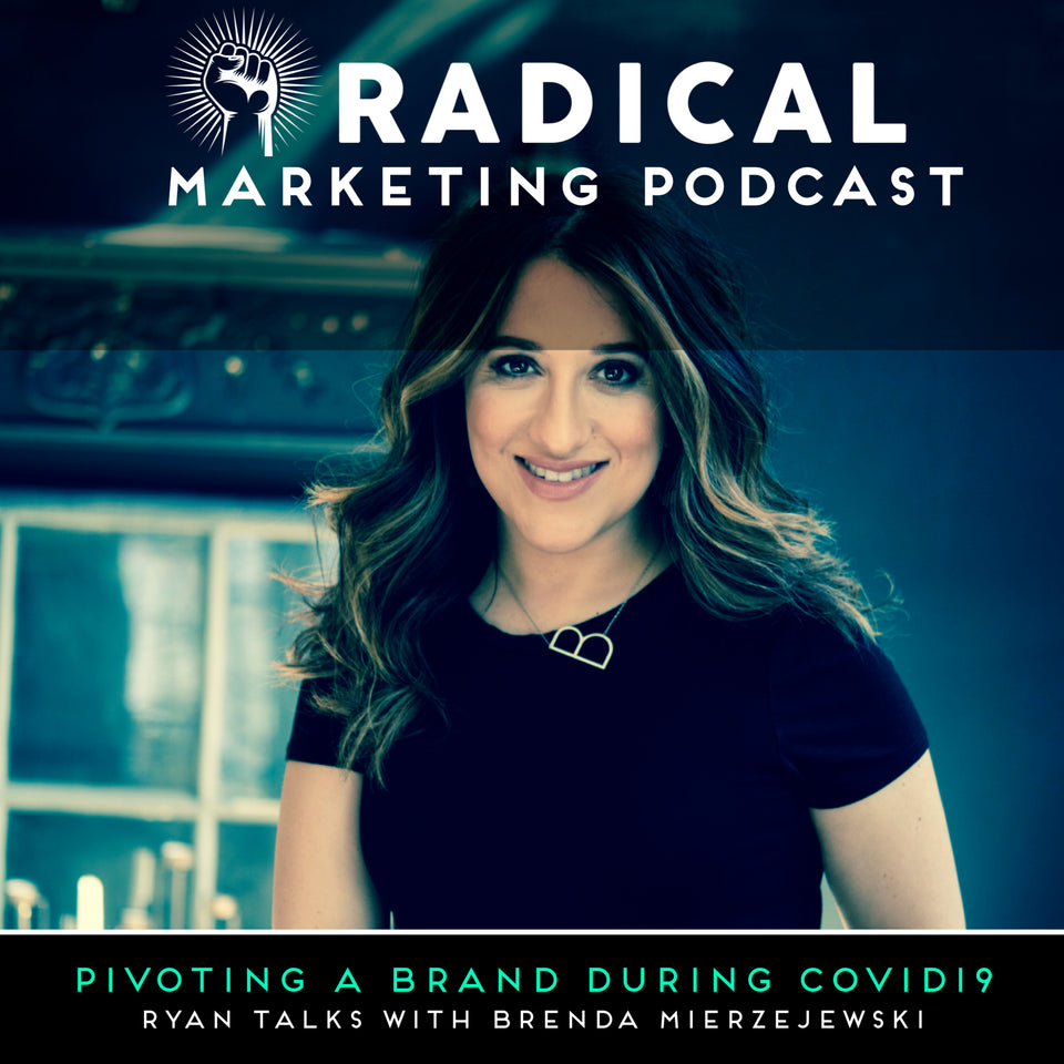 PIVOTING A BRAND DURING THE COVID-19 PANDEMIC W/ CEO BRENDA MIERZEJEWSKI OF MIZZI COSMETICS