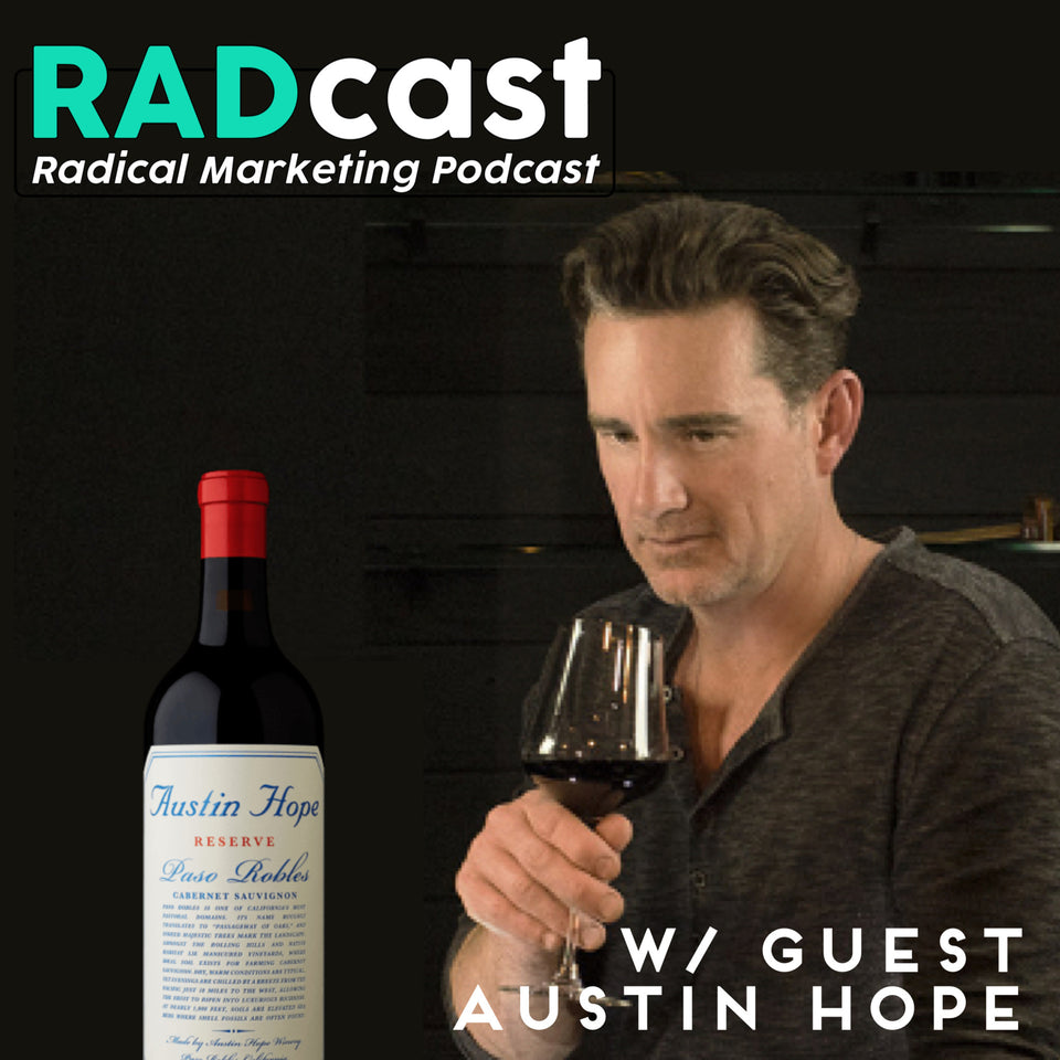 AUSTIN HOPE - FROM 97 POINTS TO WORLD DOMINATION - BUILDING A WORLD-CLASS WINERY