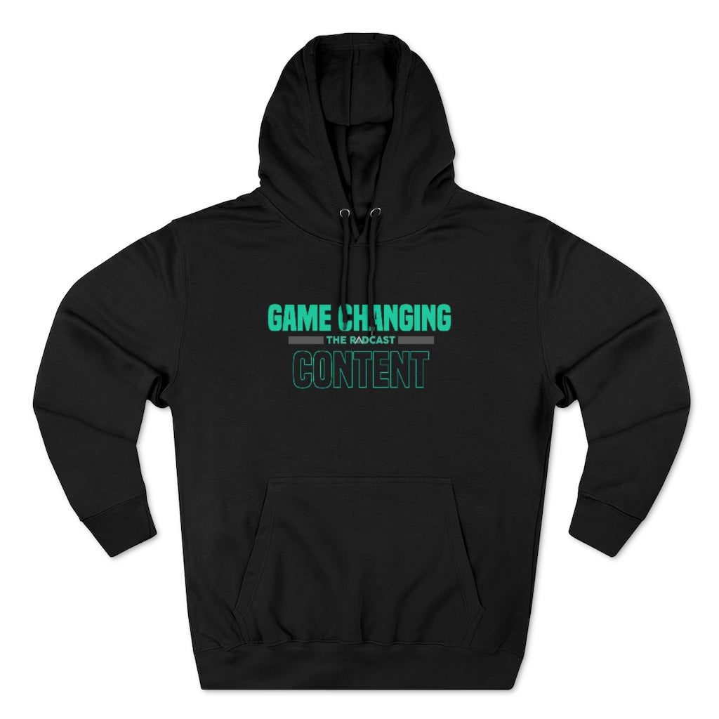The Radcast - Game Changer - Unisex Premium Pullover Hoodie