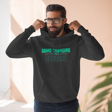 Load image into Gallery viewer, The Radcast - Game Changer - Unisex Premium Pullover Hoodie