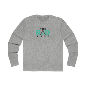 The Radcast - Long Sleeve Crew Tee - RyanAlford.com