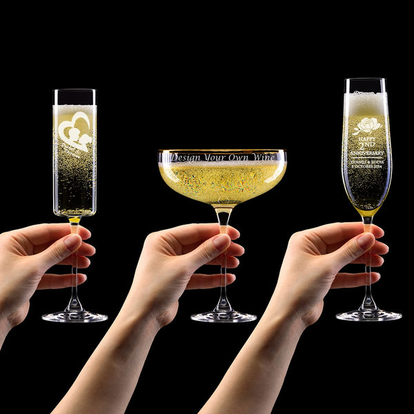 design your own wine hong kong wine glass engraving sandblasting