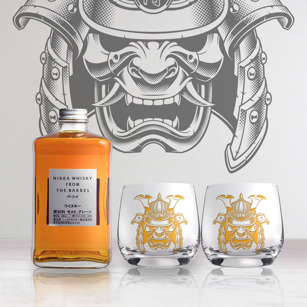 人手雕刻NIKKA Whisky 套裝 | Personalize Nikka Whisky Gift Set | - Design Your Own Wine