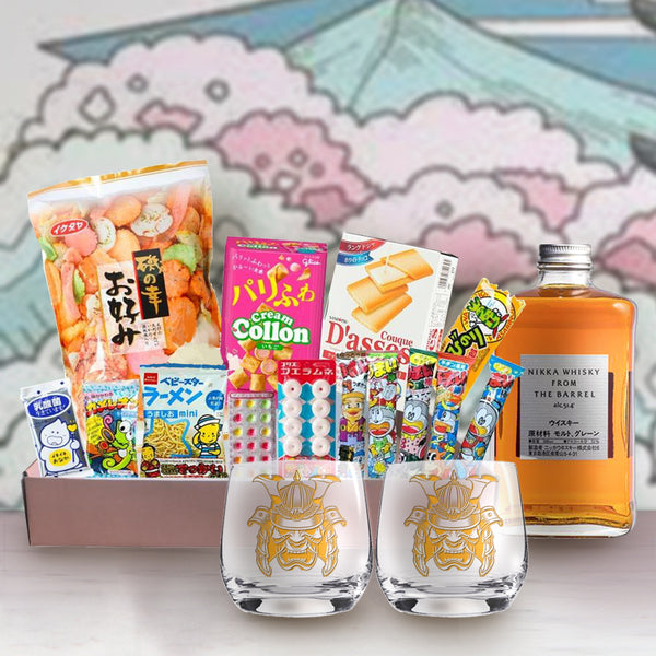 日本直運零食NIKKA 威士忌禮盒 | Nikka Whisky Snack Hamper (ALL DIRECTLY IMPORTED FROM JAPAN) | - Design Your Own Wine