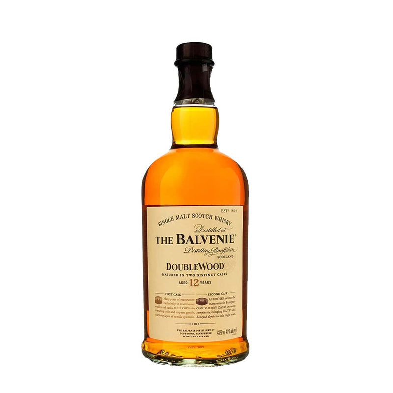 Personalize Balvenie 12Year Old DoubleWood | 威士忌定制 - Design Your Own Wine