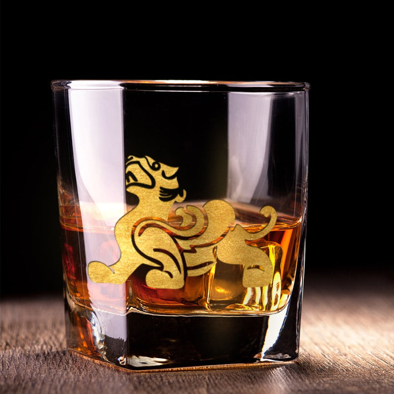 12生肖賀年開運杯 | Chinese New Year Lucky Whisky Glass | 適合屬兔生肖 - Design Your Own Wine