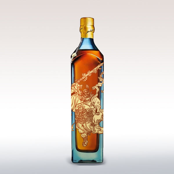 Chinese God - Zhong Kui Collection - Design Your Own Wine