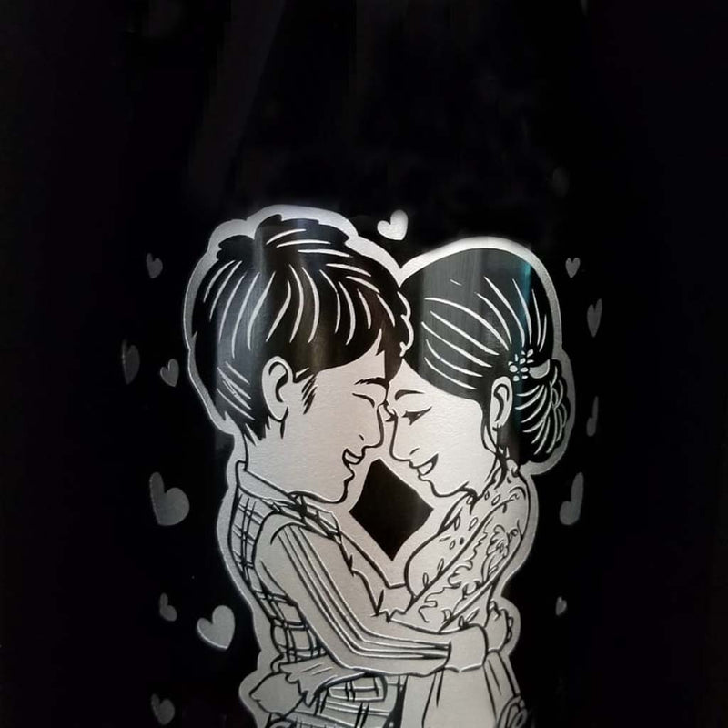 Personalize Dom Perignon | 香檳定製 - Design Your Own Wine