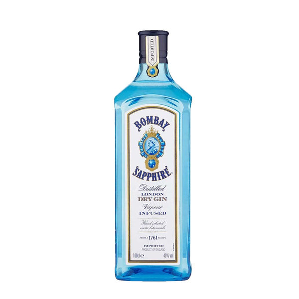 Personalize Bombay Sapphire GIN | 毡酒定製 - Design Your Own Wine