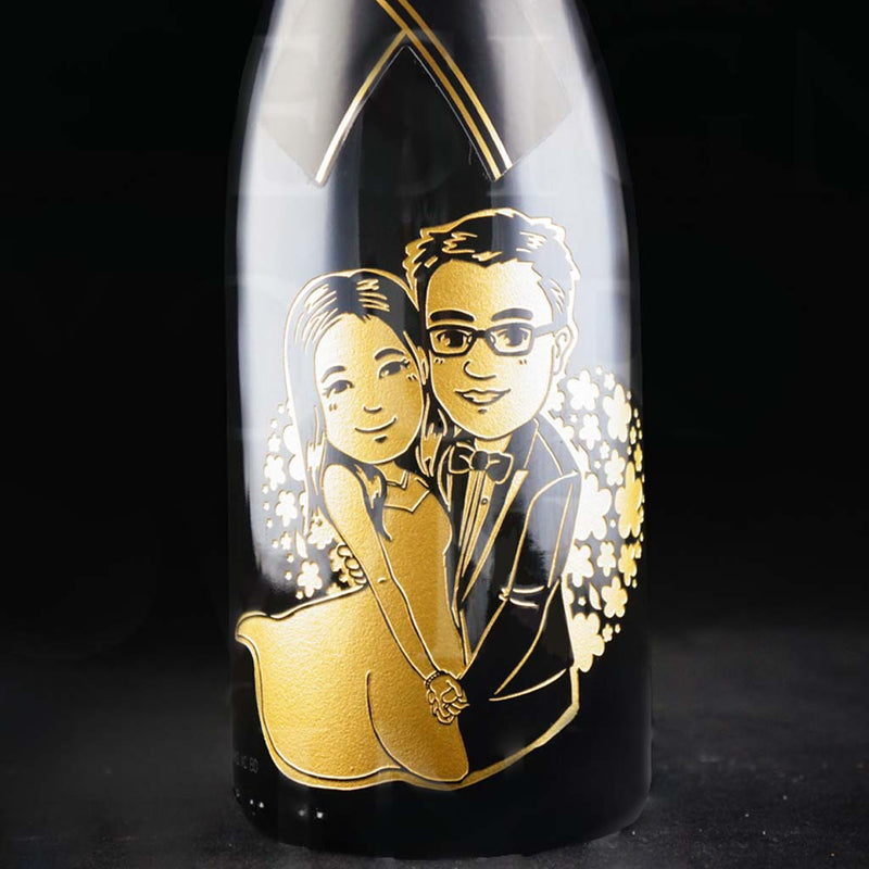 Personalize Bottega Moscato | 汽酒定製 - Design Your Own Wine