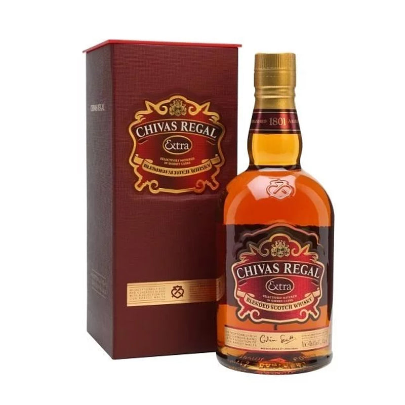Personalize Chivas Regal Extra | 威士忌定製 - Design Your Own Wine