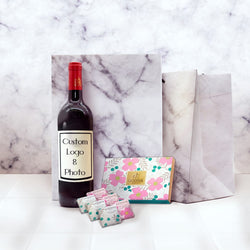 商務至尊享受禮籃 | Business Thank You Gift Box - Design Your Own Wine