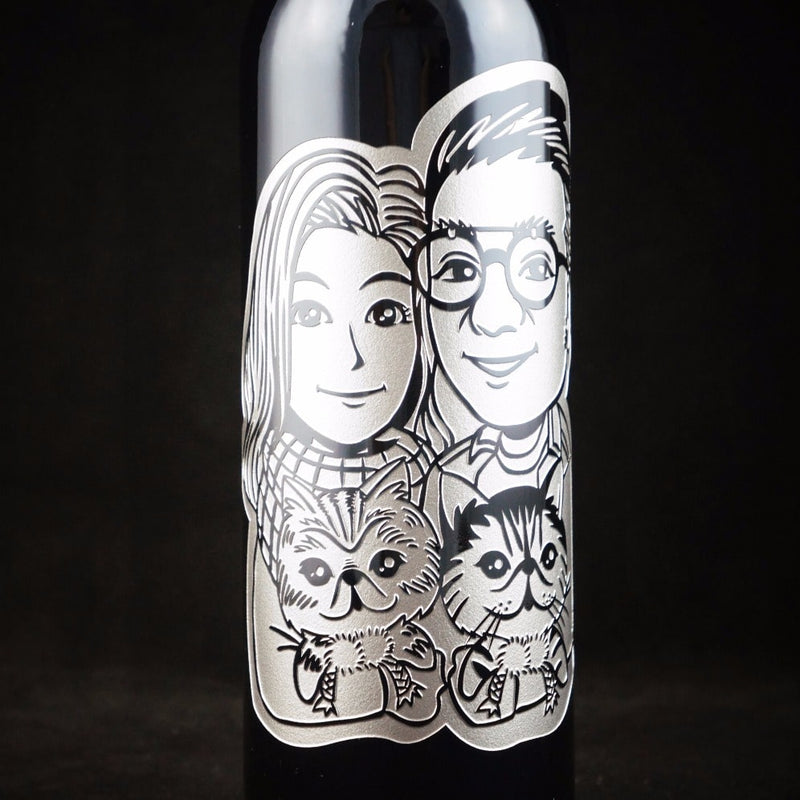 Personalize Les Dauphins Reserve | 紅酒定製 - Design Your Own Wine