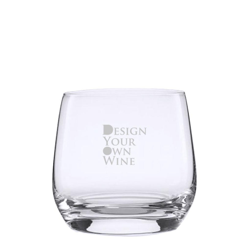 Personalize Crystal Whisky Glass - Design Your Own Wine