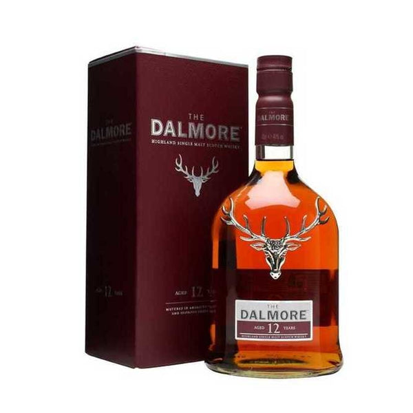 Personalize Dalmore 12 Years Old | 威士忌定製 - Design Your Own Wine
