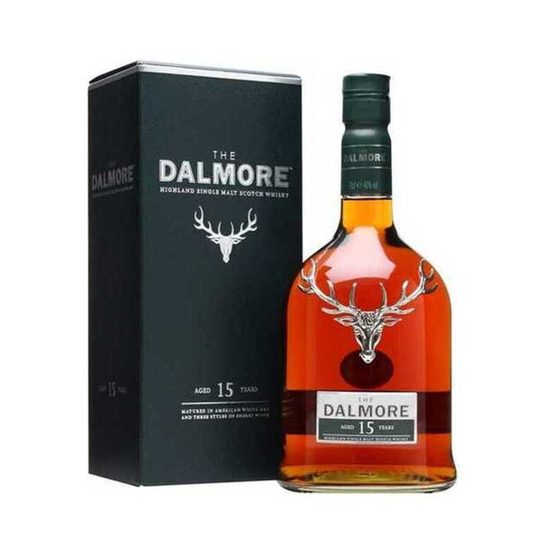 Personalize Dalmore 15 Years Old | 威士忌定製 - Design Your Own Wine