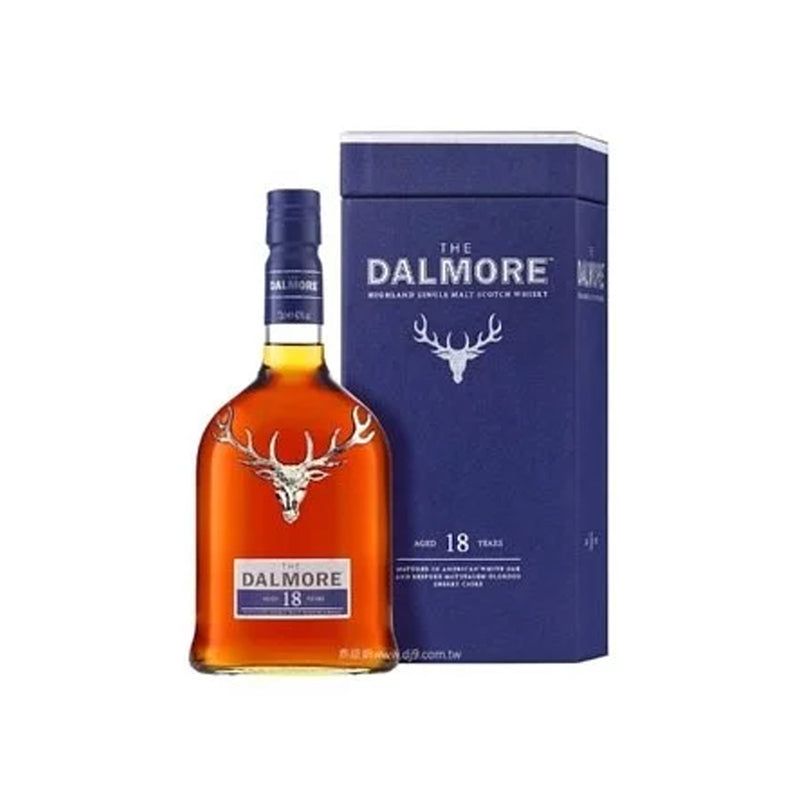 Personalize Dalmore 18 Years Old | 威士忌定製 - Design Your Own Wine
