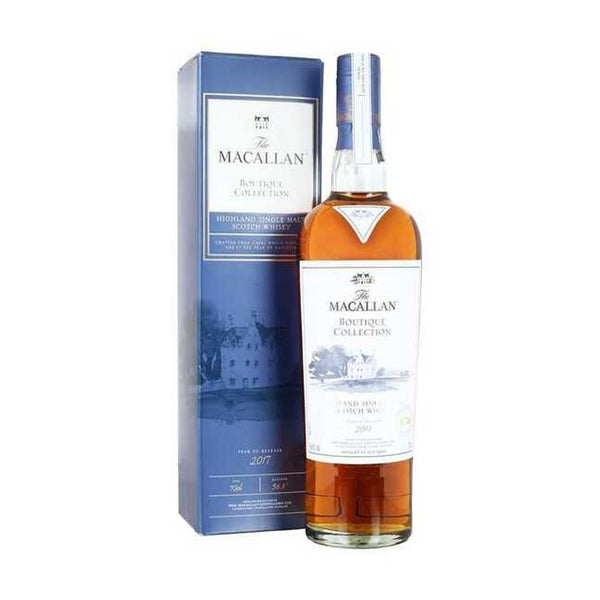 Personalize Macallan Boutique | 威士忌定製 - Design Your Own Wine