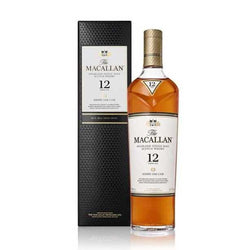 Personalize The Macallan 12 Years Old Sherry Oak | 威士忌定製 - Design Your Own Wine