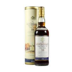 Personalize The Macallan 18 Years Old Sherry Oak 1985 Vintage | 威士忌定製 - Design Your Own Wine
