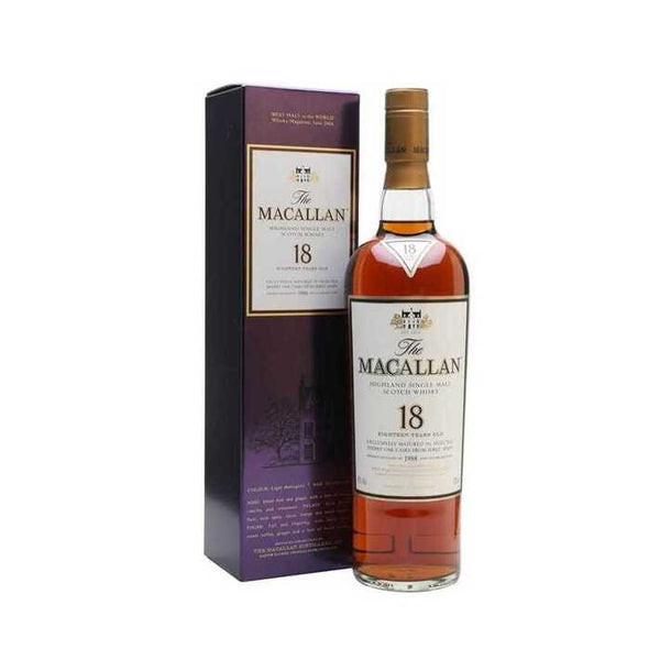 Personalize The Macallan 18 Years Old Sherry Oak 1988 Vintage | 威士忌定製 - Design Your Own Wine