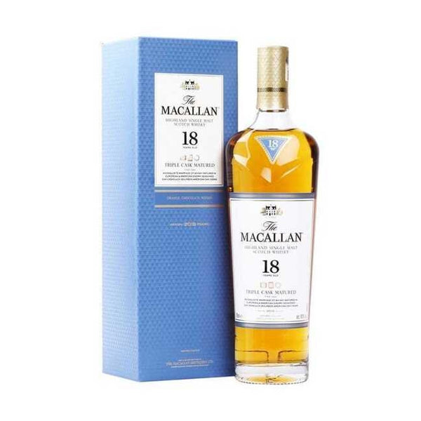 Personalize The Macallan 18 Years Old Triple Cask Matured | 威士忌定製 - Design Your Own Wine