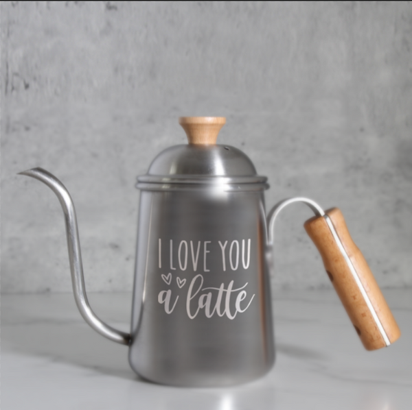Personalize Coffee Pot - Design Your Own Wine