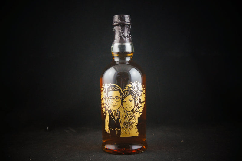 Personalize Chivas Regal Mizunara | 威士忌定製 - Design Your Own Wine