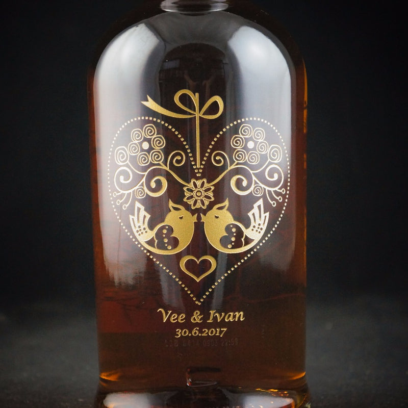 Personalize Chivas Regal 12 Years Old | 威士忌定製 - Design Your Own Wine
