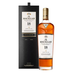 Personalize The Macallan 18 Years Old Sherry Oak | 威士忌定製 - Design Your Own Wine