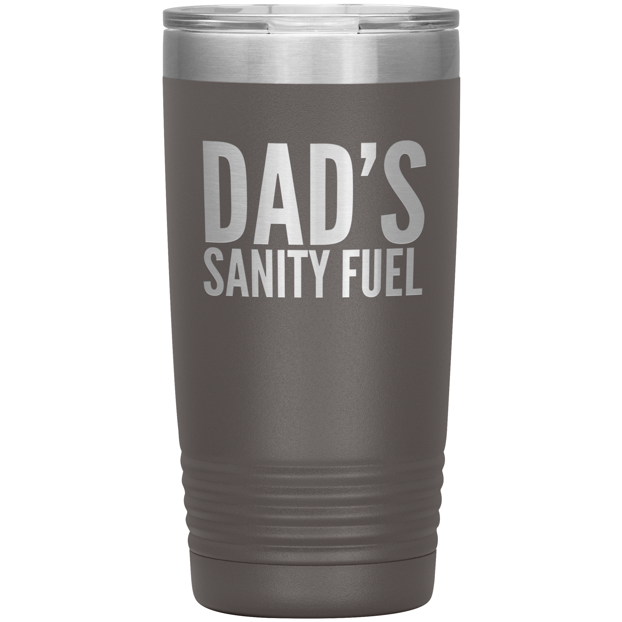 Dad's Sanity Fuel 20 oz Tumbler