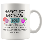 Load image into Gallery viewer, 50th Birthday Mug 2021