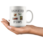 Load image into Gallery viewer, Stamp Collector Mug