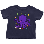 Load image into Gallery viewer, Octopus Shirt for Toddlers