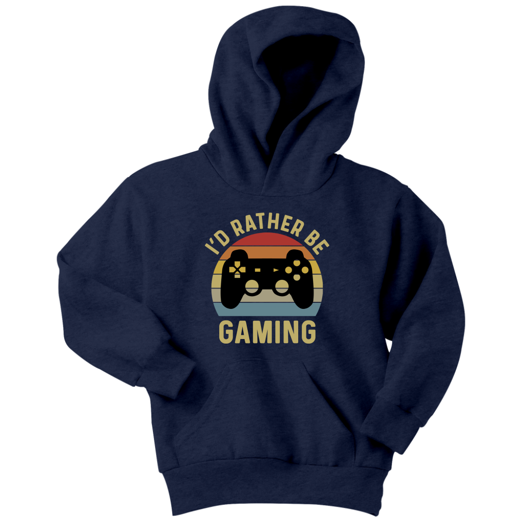 Youth Gaming Hoodie for Boys Girls Kids