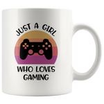 Load image into Gallery viewer, Gaming Mug for Girls