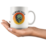 Load image into Gallery viewer, Funny Alien Mug