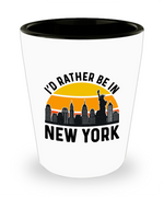 Load image into Gallery viewer, New York Shot Glass