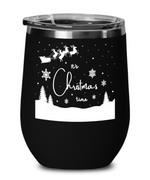 Load image into Gallery viewer, Christmas Tumbler, It's Christmas Time