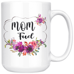 Load image into Gallery viewer, Mom Fuel Coffee Mug