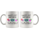 Load image into Gallery viewer, 59th Birthday Mug 2021