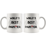 Load image into Gallery viewer, World's Best Painter Mug