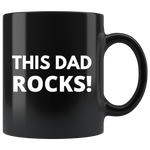 Load image into Gallery viewer, This Dad Rocks Mug