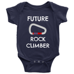 Load image into Gallery viewer, Rock Climber Baby Bodysuit