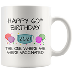 Load image into Gallery viewer, 60th Birthday Mug 2021